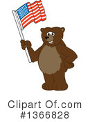 Grizzly Bear Clipart #1366828 by Toons4Biz