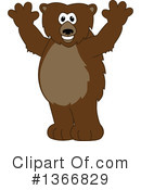 Grizzly Bear Clipart #1366829
