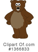 Grizzly Bear Clipart #1366833 by Toons4Biz