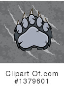 Grizzly Bear Clipart #1379601