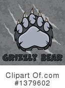 Grizzly Bear Clipart #1379602