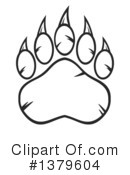 Grizzly Bear Clipart #1379604