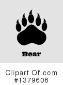 Grizzly Bear Clipart #1379606