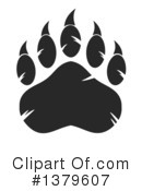 Grizzly Bear Clipart #1379607