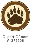Grizzly Bear Clipart #1379608