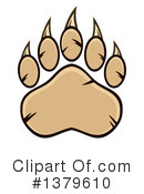 Grizzly Bear Clipart #1379610