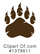 Grizzly Bear Clipart #1379611