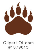 Grizzly Bear Clipart #1379615