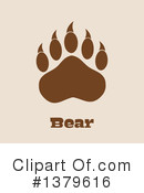 Grizzly Bear Clipart #1379616