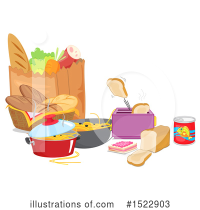Pasta Clipart #1522903 by Graphics RF