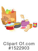 Groceries Clipart #1522903 by Graphics RF