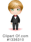 Groom Clipart #1336310 by Liron Peer