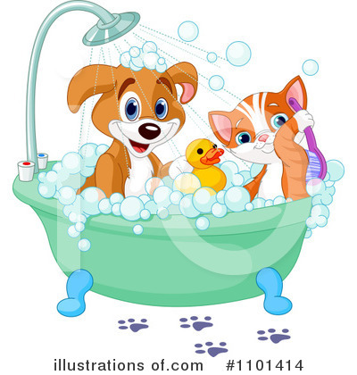 Dog Clipart #1101414 by Pushkin