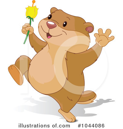 Groundhog Clipart #1044086 by Pushkin