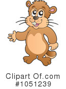 Groundhog Clipart #1051239 by visekart
