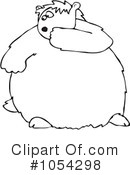 Groundhog Clipart #1054298 by djart