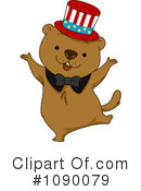 Groundhog Clipart #1090079
