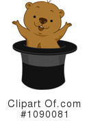 Groundhog Clipart #1090081