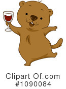 Groundhog Clipart #1090084