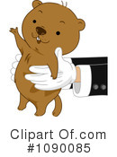 Groundhog Clipart #1090085