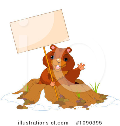 Groundhog Clipart #1090395 by Pushkin