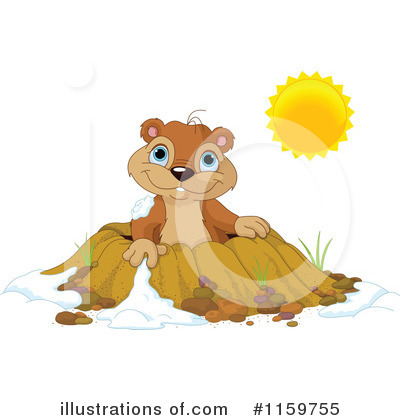 Groundhog Clipart #1159755 by Pushkin