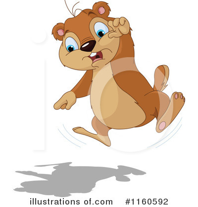 Groundhog Clipart #1160592 by Pushkin