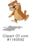 Groundhog Clipart #1160592