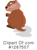 Groundhog Clipart #1287507