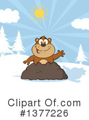 Groundhog Clipart #1377226