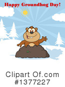 Groundhog Clipart #1377227