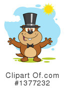 Groundhog Clipart #1377232