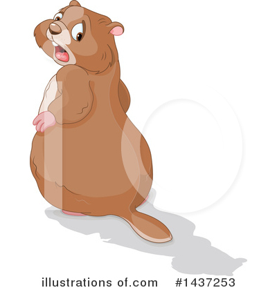Groundhog Clipart #1437253 by Pushkin