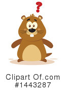 Groundhog Clipart #1443287