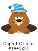 Groundhog Clipart #1443289