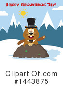 Groundhog Clipart #1443875