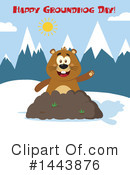 Groundhog Clipart #1443876