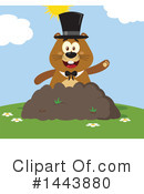 Groundhog Clipart #1443880