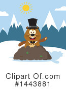 Groundhog Clipart #1443881