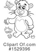 Groundhog Clipart #1529396 by visekart