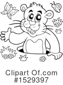 Groundhog Clipart #1529397 by visekart
