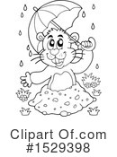 Groundhog Clipart #1529398 by visekart