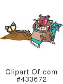 Groundhog Clipart #433672 by toonaday