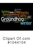 Groundhog Day Clipart #1044104 by MacX