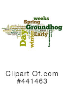 Groundhog Day Clipart #441463 by MacX