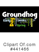Groundhog Day Clipart #441466 by MacX