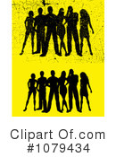 Group Clipart #1079434 by KJ Pargeter