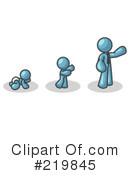 Growing Clipart #219845 by Leo Blanchette