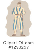 Guard Clipart #1293257 by patrimonio
