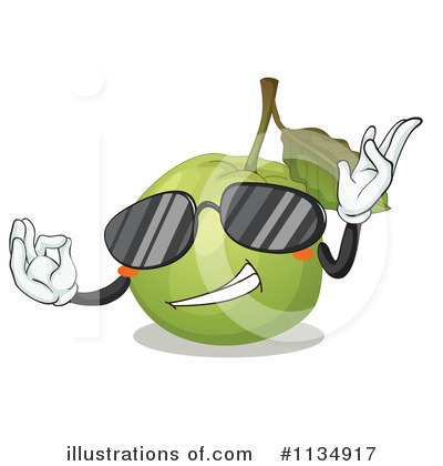 Fruit Clipart #1134917 by Graphics RF